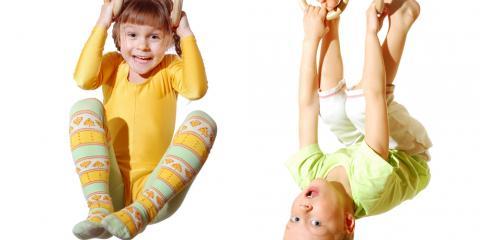 How Gymnastics Training Benefits Boys, ,
