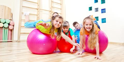 How Kids Benefit from Structured Exercise at a Gymnastic Center, Hawthorne, New Jersey