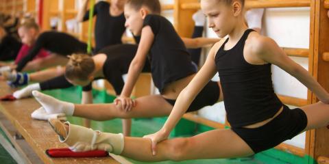 3 Ways Gymnastics Builds Confidence, Savage, Maryland