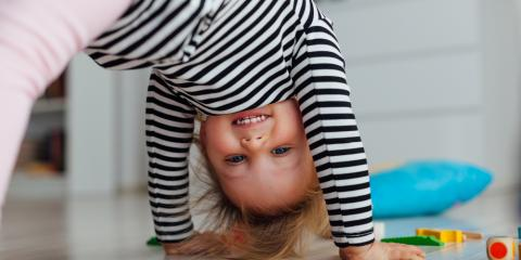 5 Incredible Benefits of Gymnastics for Toddlers, Spencerport, New York