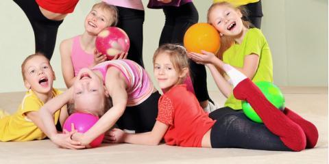 3 Fun Elements of a Gymnastics Party at Top Flight Gymnastics, Savage, Maryland