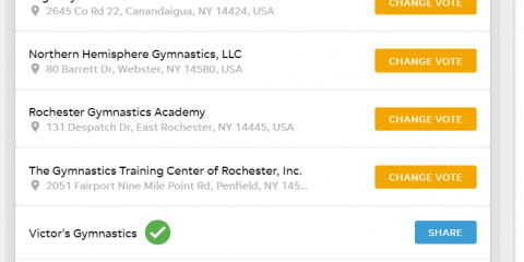 Make The Victors Gymnastics #1 in Rochester, Greece, New York