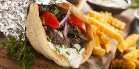 Where Did the Gyro Come From?, New York, New York