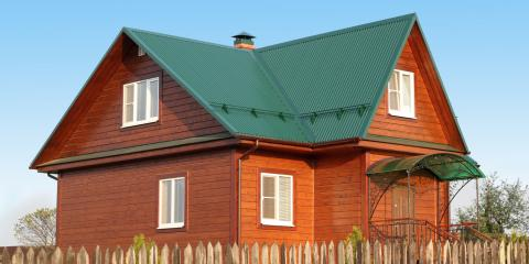 4 Common Types of Metal Roofing, Savannah, Tennessee