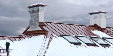 3 Reasons a Metal Roof Is a Smart Investment for Winter, Savannah, Tennessee