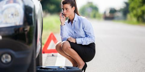 3 Potential Causes for Your Flat Tire, Wentzville, Missouri