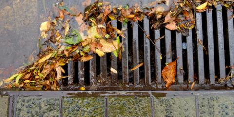 How a Clogged Storm Drain System Affects Your Home, Stuarts Draft, Virginia