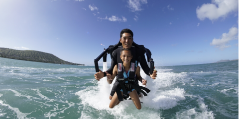 Why You Should Choose a Jet Pack Adventure for Your Kids This Vacation, Honolulu, Hawaii