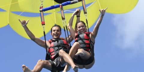 What You Need to Know Prior to Parasailing, Honolulu, Hawaii