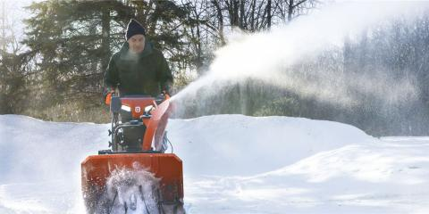 How to Prepare Your Snow Thrower for Winter, Middlefield, Ohio