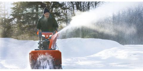 4 Common Snow Thrower Issues, Middlefield, Ohio