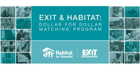 EXIT Donates to Habitat for Humanity , Rapid City, South Dakota