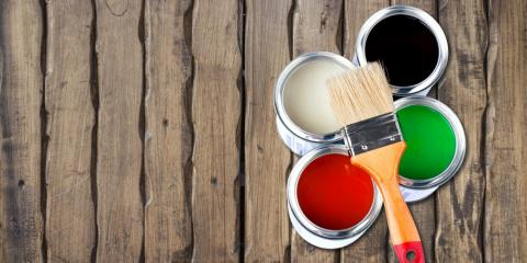 Choosing the Right Type of Paint: Kalispell Painting Contractor Knows, Kalispell, Montana