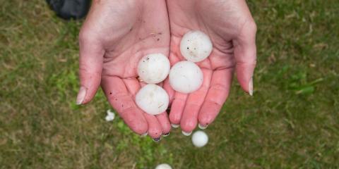 How Hail Damage Can Dent Your Resale Value, Lexington-Fayette Central, Kentucky