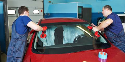 Discover the Importance of Hail Damage Windshield Repair, Cincinnati, Ohio