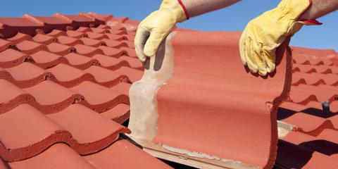 What's the Difference Between Shingle & Tile Roofs, Haines City, Florida