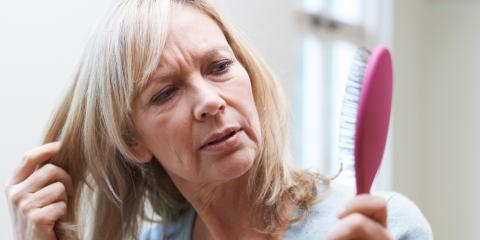 Signs of Hair Loss & How to Deal With It, Lexington-Fayette Northeast, Kentucky