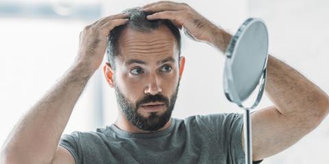 3 Signs of Hair Loss, Lexington-Fayette Northeast, Kentucky