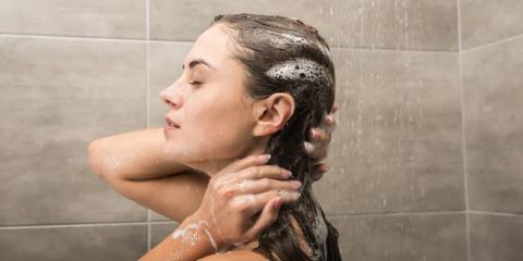 Does Showering Lead to Hair Loss?, Rochester, New York