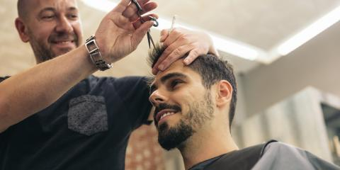 Top 5 Men's Haircut & Grooming Trends for Fall, Arvada, Colorado