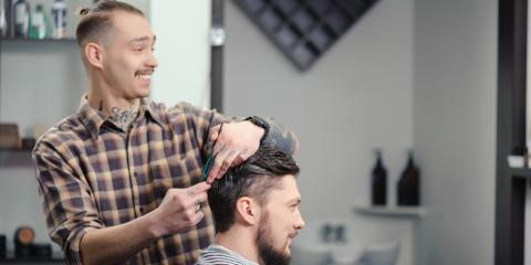 How to Care for the Latest Men's Haircuts, Arvada, Colorado