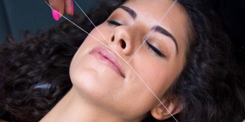 Haircut & Salon Experts Explain Threading, Highlands Ranch, Colorado
