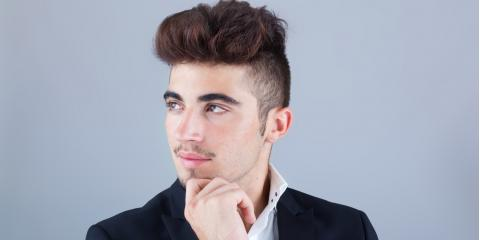 Trendy Men's Hairstyles to Try This Season January 16, 2017