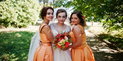 4 Tips for Booking Bridal Party Hairstyling  , Onalaska, Wisconsin