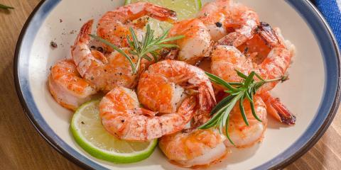 5 Health Benefits of Eating Shrimp, Waialua, Hawaii
