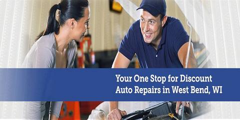 Half Price Auto Repair, Auto Repair, Services, West Bend, Wisconsin