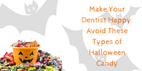 Make Your Dentist Happy: Avoid These Types of Halloween Candy, Onalaska, Wisconsin