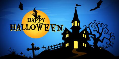 Wishing everyone a Happy and Safe Halloween!!!, Forked River, New Jersey