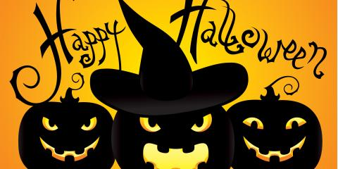 Halloween Special!  Trick or Treat, West Palm Beach, Florida