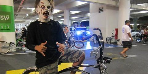 Eki Cyclery Bike Shop Presents 3 Tips For Safe Night-Riding—on Halloween And Beyond, Honolulu, Hawaii