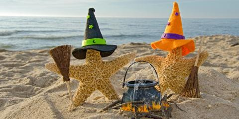 5 Beach-Tastic Ways to Celebrate Halloween, Gulf Shores, Alabama
