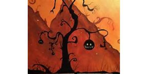 Boo! Halloween Paint Party, Maryland Heights, Missouri