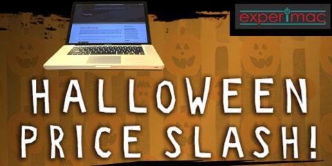 October Halloween Special Price Slash On Apple MacBook Pro®, Akron, Ohio