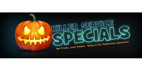 October Special, Foley, Alabama