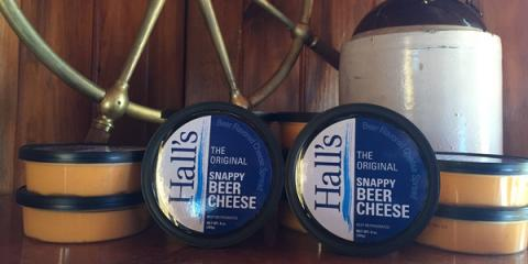 Did you see Hall's Beer Cheese was mentioned in the Edible Louisville & The Bluegrass Region Magazine. , Winchester, Kentucky