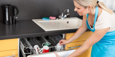 3 Signs Your Dishwasher Needs Repaired or Replaced, Ham Lake, Minnesota