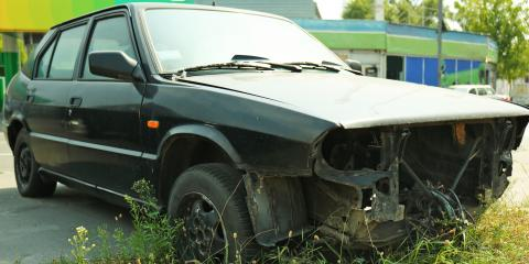 3 Signs It's Time to Junk Your Car, Andover, Minnesota