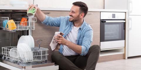 5 Tips for Increasing Dishwasher Efficiency, Ham Lake, Minnesota