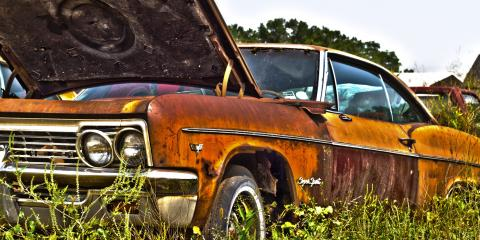 Should You Junk Your Car or Donate It?, Andover, Minnesota