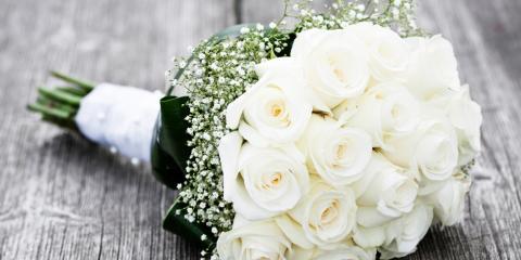 7 Trends in Wedding Flowers for 2017, Hamden, Connecticut