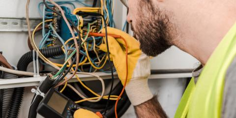 3 Electrical Wiring Mistakes New Homeowners Often Make, Hamden, Connecticut