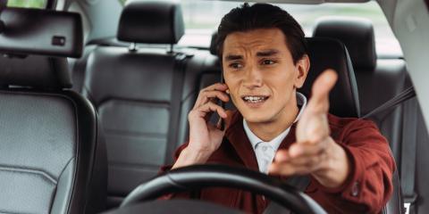 5 Ways to Get Your License Suspended in Ohio, Hamilton, Ohio