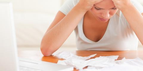 Is Your Debt Out of Control? 3 Reasons to File Bankruptcy, Hamilton, Ohio