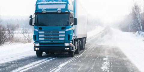 3 Winter Driving Tips for Truckers, Delhi, Ohio