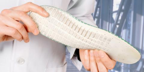 How Do Orthoses Treat Foot Pain & Dysfunction?, Taylor Creek, Ohio