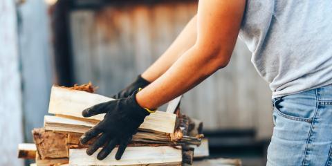 3 Ways to Stack Firewood, Hamilton, Ohio